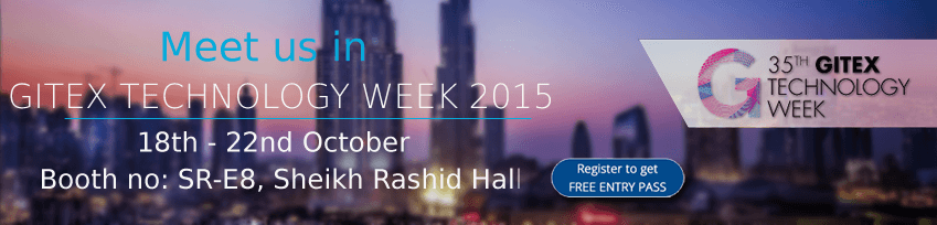 Gitex Technology Week 2015